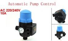 220 / 240V 10A Bomba de água da caixa Plástico interruptor de controle de pressão AC(China (Mainland))