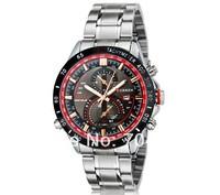Curren 8149 Men's Round Dial Analog Watch with Calendar Stainless Steel Strap men watches