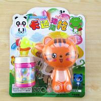 New arrival cartoon cat bubble gun child educational toys gift