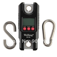 Mini Electronic Digital Hanging Crane Scale 300KG/100g Industrial free shipping