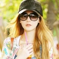 (12 pieces/lot) woman's oversized sunglasses