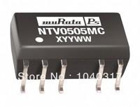 10PCS NTV1205MC CONV DC/DC 1W 12VIN 5VOUT DL 3KV  Murata Power Solutions Inc