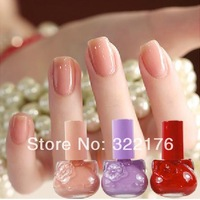 [ Life Art ]  48 pieces/lot  100% Excellent High quality Free shopping nail Art nail polish beauty color Professional