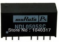 10PCS NDL4812SC  DC/DC TH 2W 48-12V SIP  Murata Power Solutions Inc