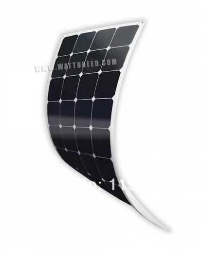 135W high efficiency marine semif flexible solar panel price(China (Mainland))