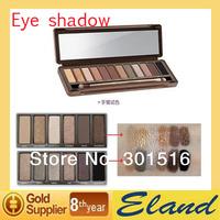 New Fashion Eyeshadow naked Makeup 12 Colors nk2 Matte Palette 1pcs Free shipping
