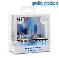 Quality products Germany Blue light H7 5000K 12V 55W Car headlights halogen lamps free shipping
