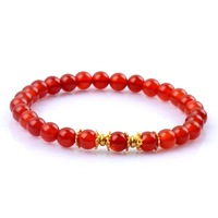 2014 New Arrival Promotion Price To Sell Natural Red Agate Bracelet ,Free Shipping