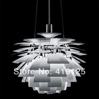 EMS Free Shipping Hot Selling Louis Poulsen PH Artichoke Lamp ,120v/230v Denmark pendant light Dia 60cm