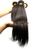 A&R 3pcs 6A peruvian Virgin Hair Extension natural human hair weaves straight hair 12-30inches free shipping