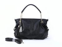 2014 Tassel noble shoulder bag women'leather handbag brand designer handbag high quality tote for women messenger bag J2638