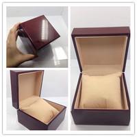 Fashion watch box luxury wood watch box with pillow package case watch Jewelry storage gift box