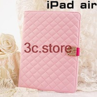 Hot sale Smart Case For iPad Air Cover Stand Tablet Designer Leather Cover For Apple iPad 5 ipad air Case Free Shipping