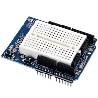 Proto Shield with Mini Bread Board for Arduino