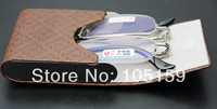 New 2014 Eyewear & Accessories with Belt Handmade Case oculos de grau Folding Reading Glasses Men  +1.00,+1.50,+2.00,+2.50,+3.00