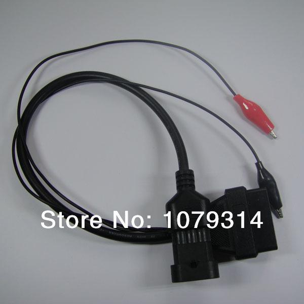 Диагностические кабели и разъемы для авто и мото Fiat Lancia Alfa 3Pin 16pin obd2 obdii auto 10pcs/lot наклейки tony 2 74 alfa romeo mito 147 156 159 166 giulietta gt