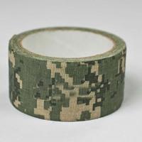 Free Shipping Hunters No-Mar Gun&Bow 10M Tape Camouflage Tree Hunting Stalking ACU Camo