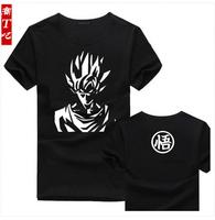 DRAGON BALL Z GOKU'S G TOP ADULT ANIME T-SHIRT DBZ Z Master Stars cosplay tshirt tee
