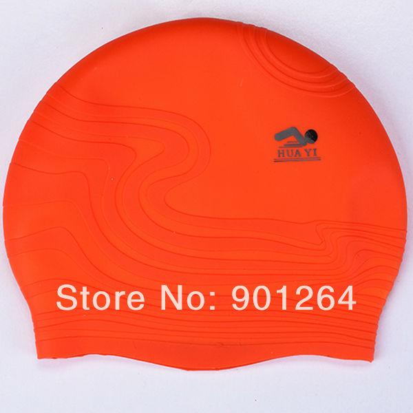 Made in china swimming cap silicone(China (Mainland))