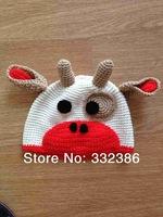 Cute Baby Hat Cotton Hat Handmade Thailand Animal Baby Hat