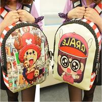Backpack preppy style female bags cartoon school bag backpack