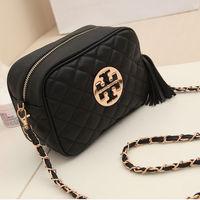 Gold medal 2014 plaid chain bag messenger bag small bag mini women's handbag