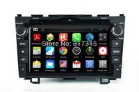 100% Android 4.0 Car DVD Player for Honda CRV CR-V 2006-2011 w/ GPS Navigation Navigator Radio Bluetooth TV USB SD Audio 3G WIFI