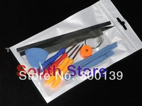 2014 5 Point Pentalobe Phillips Magnetic Screwdrivers Pry tool Kit Scraper Knife for iPhone 4 4s 5 5s Macbook Air Pro