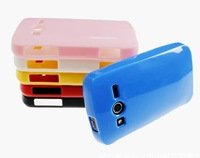 Free shipping 1pcs shining tpu case cover for Philips W626 with good quality and best price