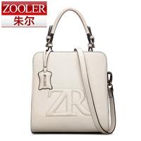 Letter women's genuine leather handbag fashion bags genuine leather handbag female bag 2014 shoulder bag leather bag