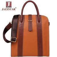 Man bag cowhide business casual bag laptop briefcase shoulder bag messenger bag