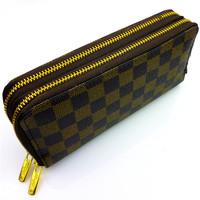 2014 promotion   Women's Wallet Clutch bag women's wallet  zipper wallet  women handbags women hand bag free shipping!
