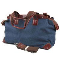2014 New Fashion Vintage Style Large Canvas Travel Bag For Women Travel Tote Handbag Shoulder Messenger Bag Sports Duffle Bag