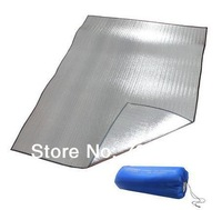 Free shipping Simple Tent Ground mattress Simple camping tent outdoor shelter sun shade survival shelter Size:L 2M*2M 00015