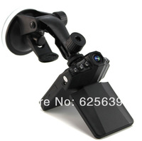 Car DVR with 120 degree wide angle lens& 270 degree rotating display in retail package