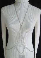 Free shipping more than $15+gift bikini super fine alloy chain layers jewelry sexy waist belly belt body chain fashion new hot