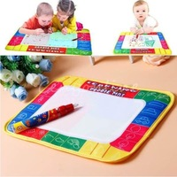 Painting Writing Board Mat Xmas Gift Water Magic Pen Kids Children Toys Drawing