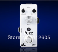 Guitar parts,Eno BMF FUZZ Effect Stombox Guitar Classic distortion Effects Pedal Full metal shell Compact Size Pedals True