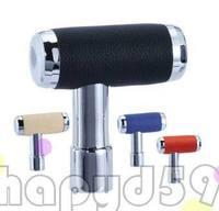aircraft joystick style universal car stalls head modification metal gear stick AT MT gear head car gear shift knob