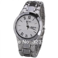 2014 Free Shipping Shilong Men Quartz Watch with Sapphire Mirror Original Japan Movt  Round Dial and Stainless Steel Watch Band