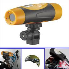 Free shipping 2014 hot items AT68 HD 1080P Waterproof Video Action outdoor sports Camera Helmet Camera(China (Mainland))