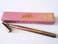 Free shipping (3pcs/lot)2014 New arrivals 24/7 nake waterproof liquid eyeliner ,profession makeup brand name eyeliner