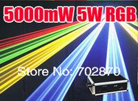 Engineering machine high quality CNI diode 5000mW 5W RGB PT30K pps Animation DMX512 ILDA DJ Party Disco Club Stage Laser Light