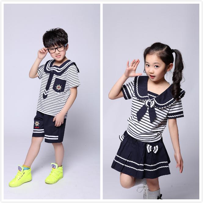 ... élèves pantalons d'uniforme scolaire set sports scolaire de l'enfant