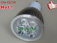 Dimmable 6W 9W 12W 15W E27 GU10 EPISTAR LED Spotlight Lamp Bulb