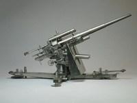 1/35 German 88 mm anti-aircraft assembling model anti-tank artillery