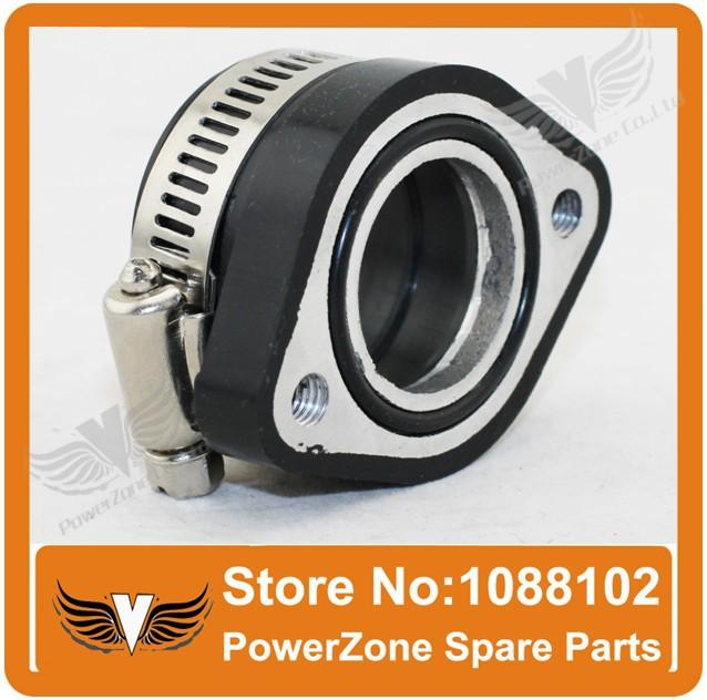 Motorcycle Dirt Bike Racing Carburetor Rubber Adapter Inlet Intake Pipe For MIKUNI VM24 OKO KOSO KEIHIN PE28 28mm 30mm(China (Mainland))
