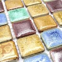 Glazed tiles backsplash wall square bathroom non slip floor tiles manufacturer direct kitchen american olean backsplash tile uk