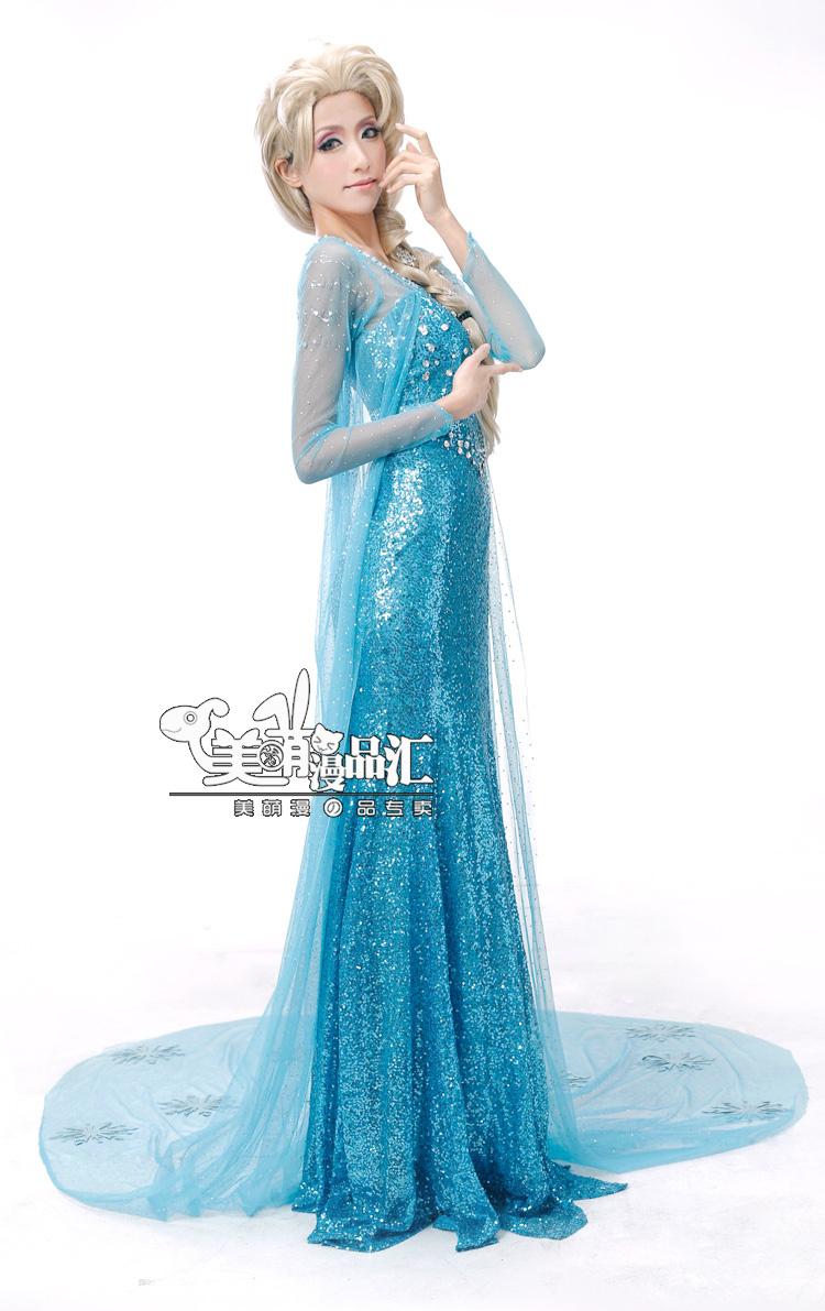 Alfa img - Showing > Elsa Ice Queen Cosplay