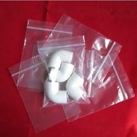(NO:4) Free Shipping 100Pcs Self Sealing Zip Lock Plastic Transparent Bags 9x13cm/packaging bags